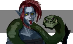 OMGosh Viper Priestess (Mad McFjury)